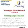 eTwinning – Webinar 19maggio2020 – prof.ssa Fonseca Margarita