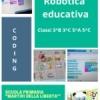 Coding e robotica educativa nelle classi 3^B, 3^C, 5^A, 5^C.